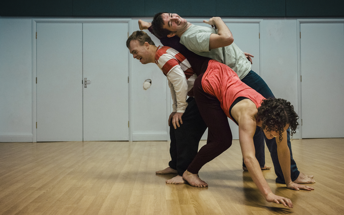 Stopgap Dance Company Residency Crying Out Loud